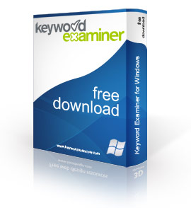 Keyword Examiner software